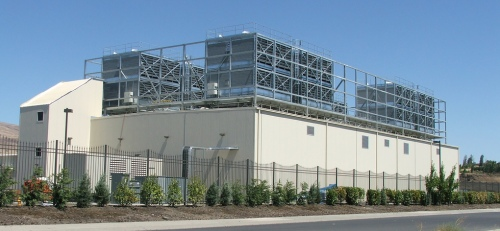 Centro de Datos de Google en Dallas