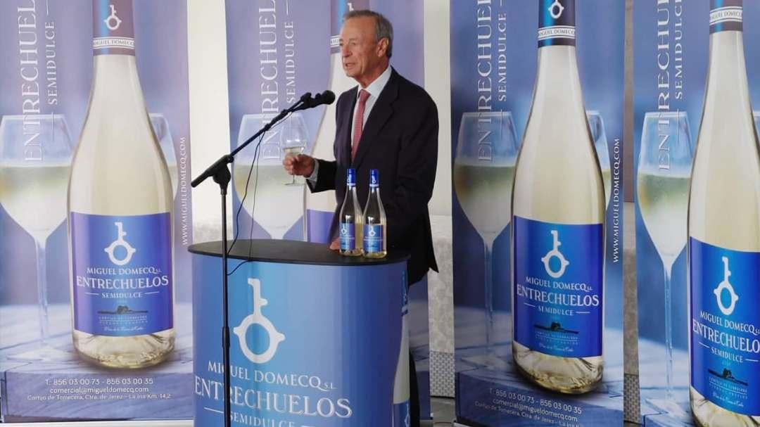 Vino blanco de Cádiz