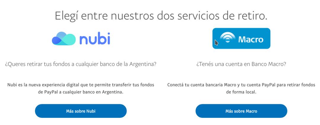 Métodos para cobrar paypal en argentina