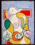 Picasso-La-Lecture