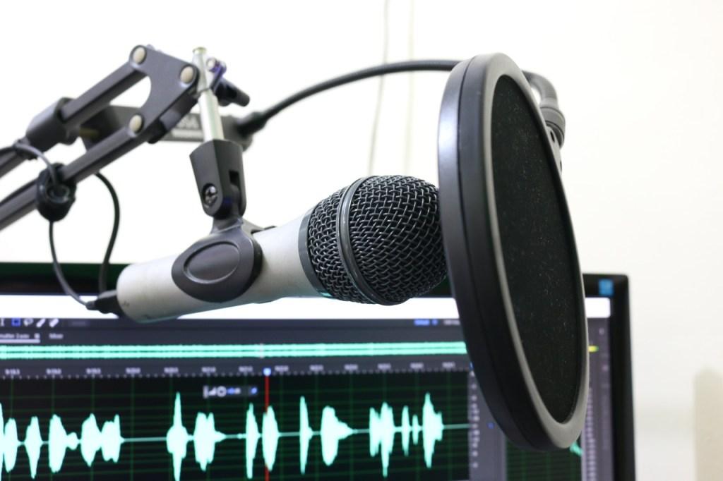 grabación podcast