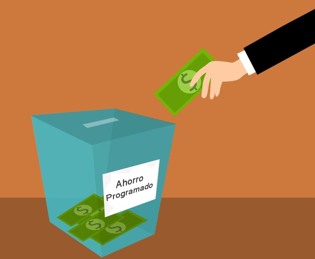 Ahorro programado finanzas personales gastos
