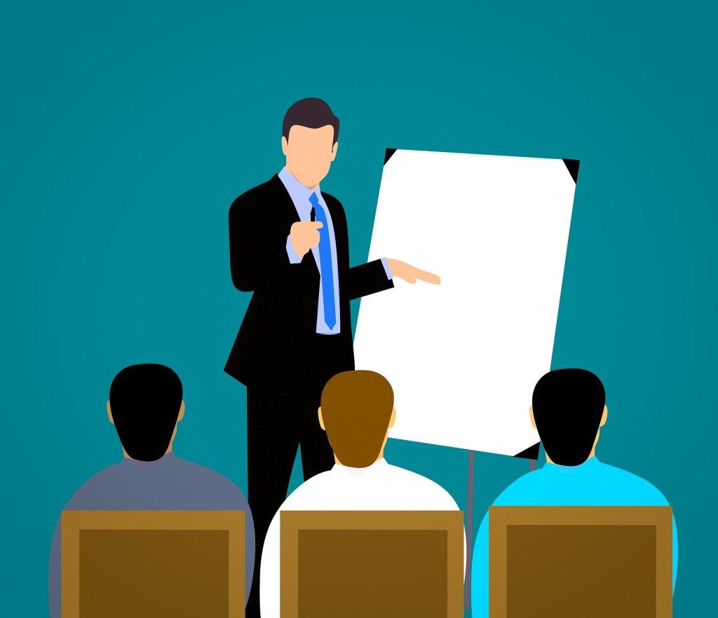 capacitación entrenamiento curso profesor