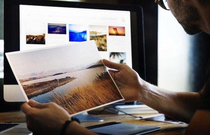 propiedad intelectual de las fotografías