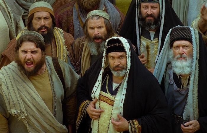 proceso a jesucristo