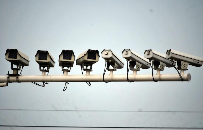 cámaras de trafico