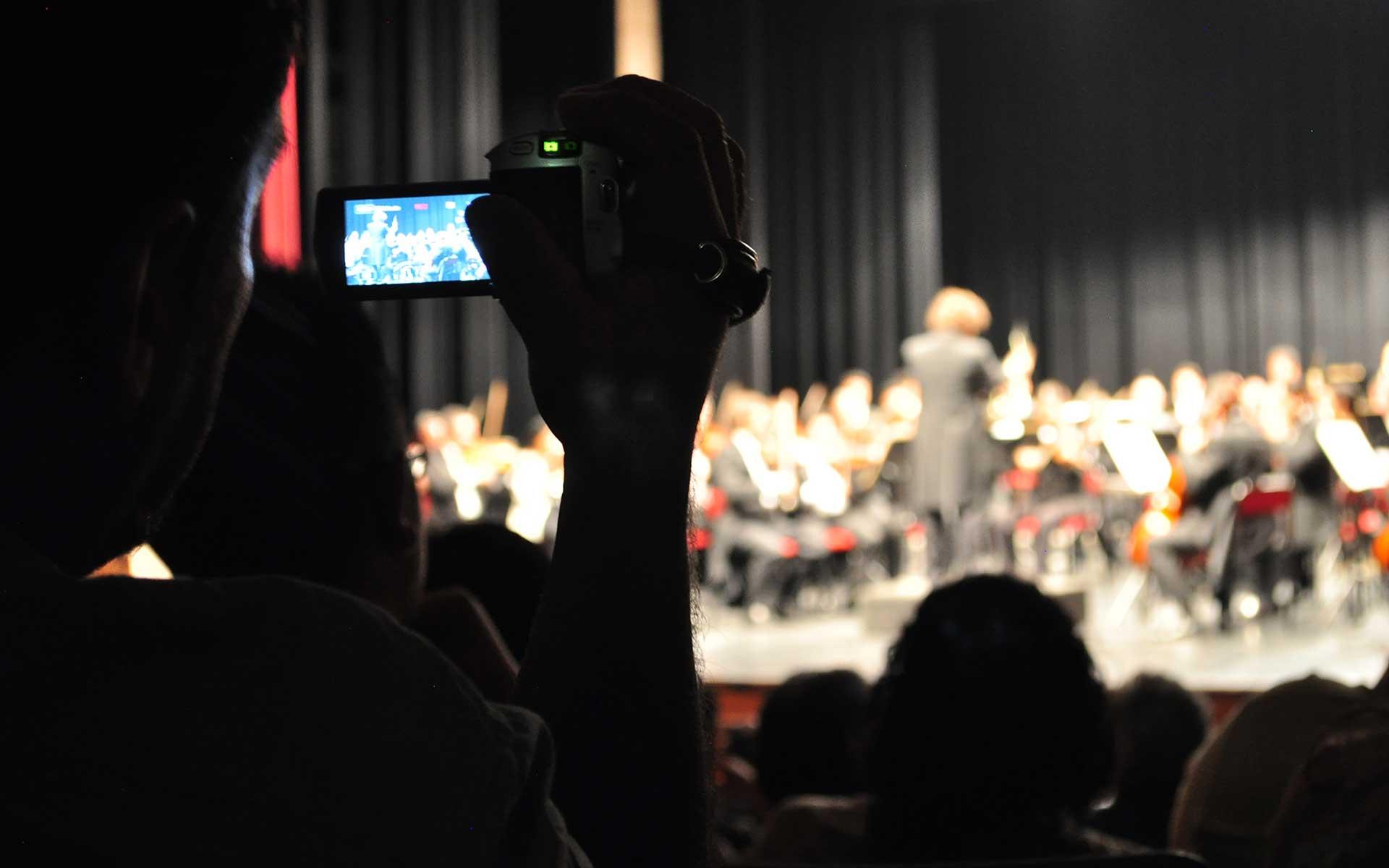 Concierto de la Sinfónica del Estado de Michoacán del Festival de Música de Morelia 2013