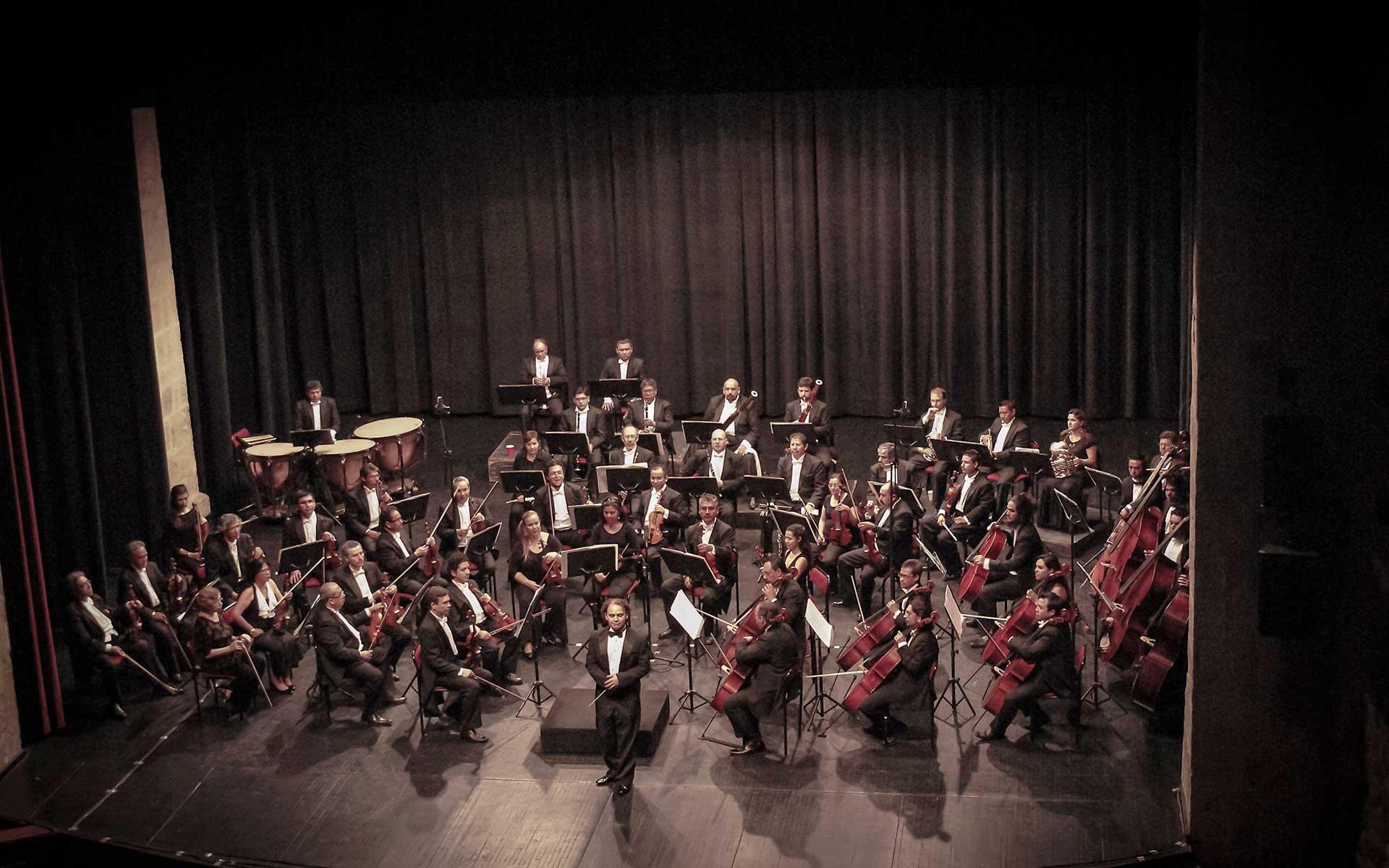 Ofrecerá OSIDEM, concierto bajo la batuta del director invitado Miguel Salmon Del Real