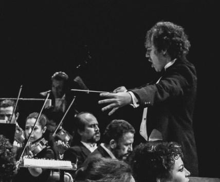 2013, Michoacan Symphony Orchestra. Messa da Requiem Verdi. Teatro Obrero, Zamora, Mich. Mexico