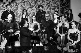 2014, Gaia Philharmonic Orchestra. Portugal. Photo, Lauren Maganete