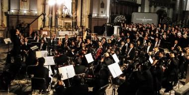 2014, A German Requiem Brahms. Michoacan Symphony Orchestra. SNFM Choir (Conaculta)