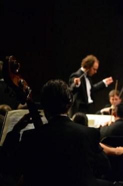 Michoacan Symphony Orchestra. Photo, Carlos Cuin