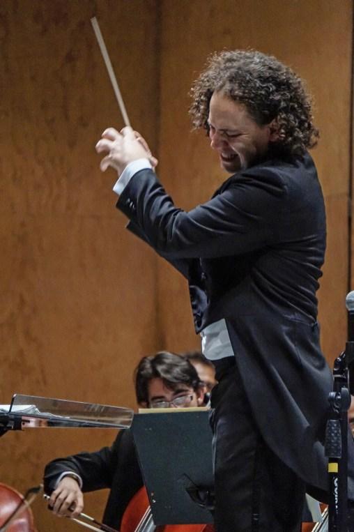 2015, Michoacan Symphony Orchestra. Photo, Ramon Merino