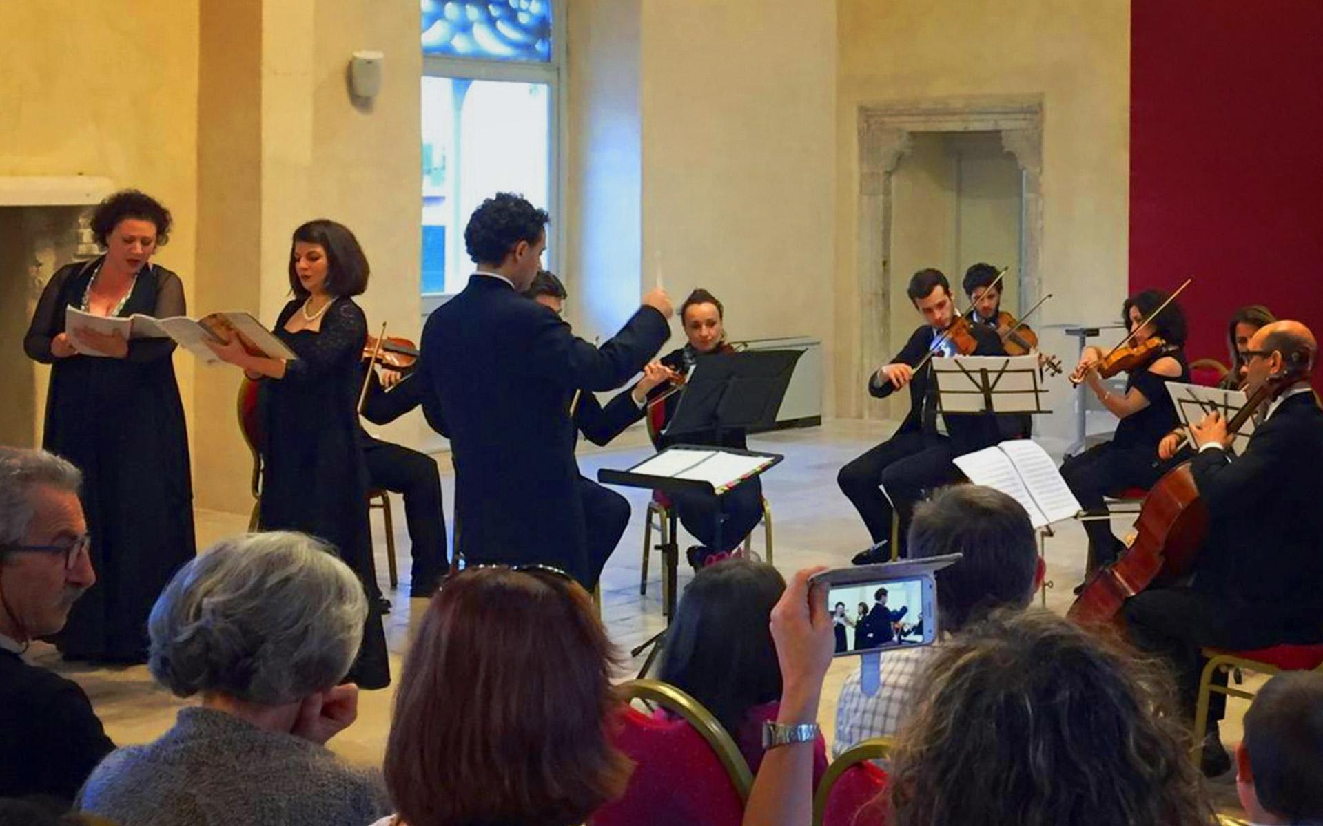 #Fondi, concerto di Pasqua per il Fondi Music Festival 2017