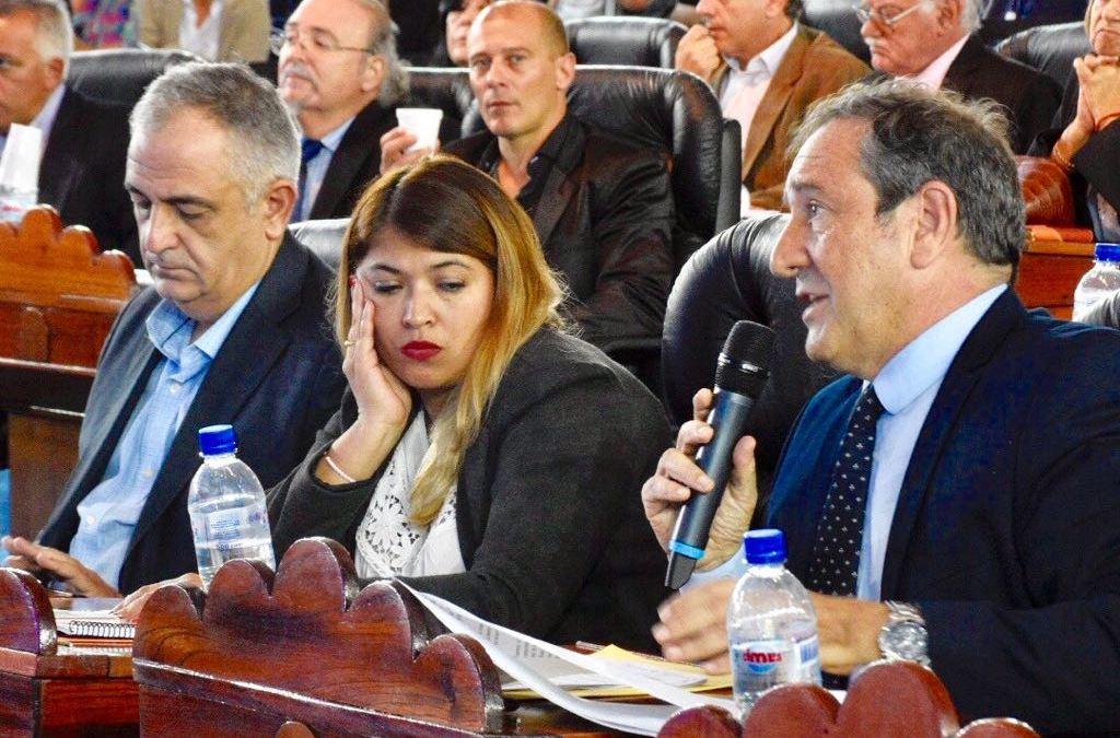 """MIGUEL SAREDI DE NUEVA DIRIGENCIA: """"SOMOS UNA OPOSICIÓN CONSTRUCTIVA"""""""