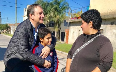 """Miguel Saredi: """"En 2019 acordate de renovar el Boleto Estudiantil"""""""