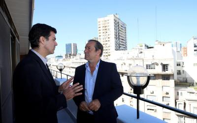 Saredi y Urtubey: «La Provincia de Buenos Aires debe asumir su rol histórico en una Argentina Federal»