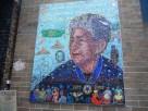 Beautiful mosaic in El Barrio