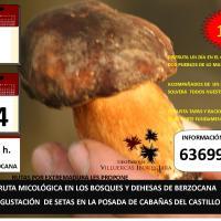 20121021 Albergue del Centro de Educación Ambiental Cuacos de Yuste en la Comarca de la Vera