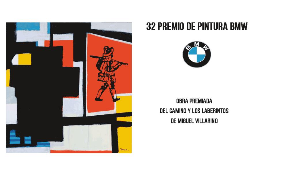 32 Premio BMW de Pintura