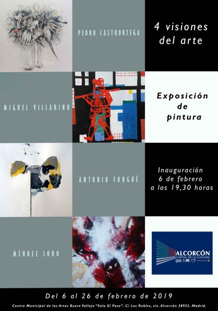 4 Visiones del arte