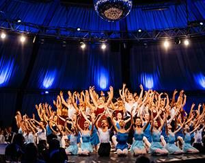 Backstage Ballett Gala