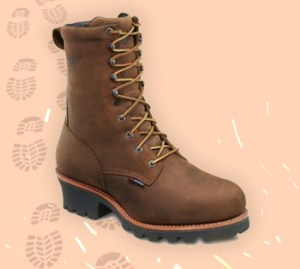 Red Wing 4416 - Steel Toe, Insulated Welding Boots