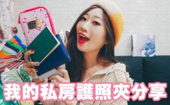 出國貨幣護照收納技巧 我的私房護照夾分享 vovarova東京企劃護照套