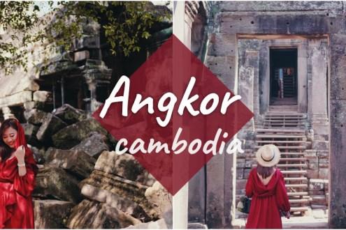 吳哥窟自由行》暹拉景點住宿天氣穿搭 柬埔寨吳哥自由行注意事項總整理
