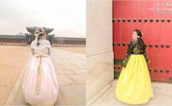 首爾》北村景福宮旁高級韓服 Hanboknam韓服男 古裝劇宮廷風款式超齊全