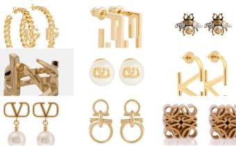 實用度100% 搭配度超高幫穿搭加分的精品品牌飾品 YSL/GUCCI/FENDI/LOEWE/VALENTINO