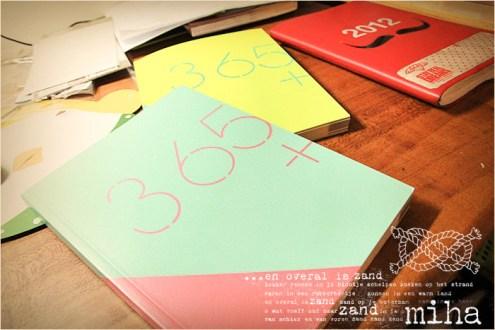 ● 2013手帳分享:365好好記make your own diary