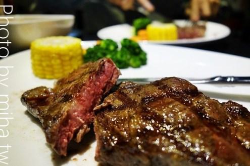 台北》中和小惡魔牛排N訪:只要$190吃到安格斯Choice等級高品質牛排