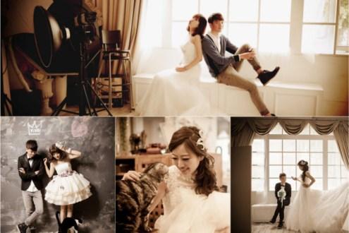 韓式婚紗 感覺攝影:我最推薦的女攝影師 吹冷氣輕鬆搞定婚紗太爽喇