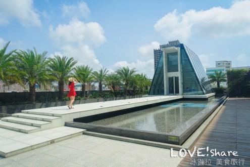 新竹》擁有夢幻水晶教堂的芙洛麗大飯店:一泊二食的新竹輕旅行/超推
