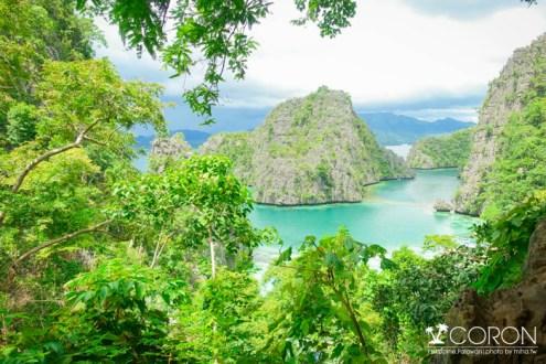 科隆島》招牌景點凱央根湖仙境&露天海水溫泉 除了浮潛之外科隆島上也很美