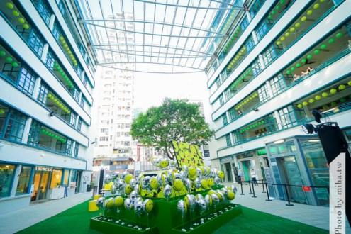 香港》上環站元創方PMQ-舊警察宿舍改建的香港設計師文創工作室
