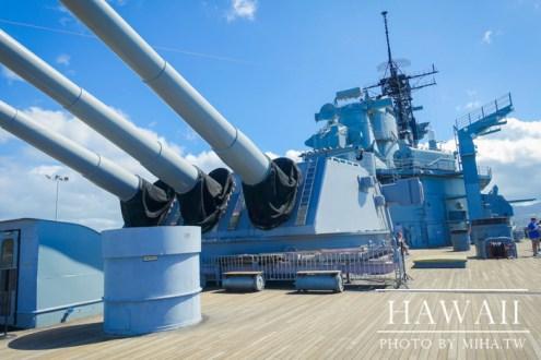 夏威夷》穿越時空來到珍珠港 登上密蘇里號戰艦 親眼見證歷史遺跡
