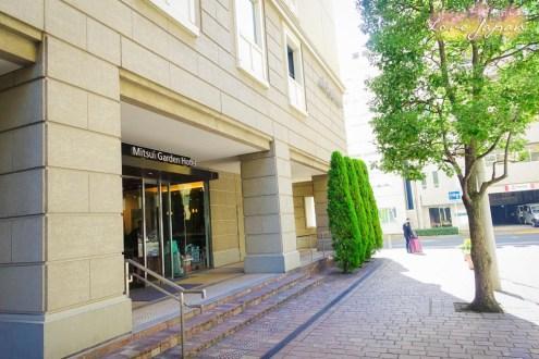 日本》三井花園酒店汐留義大利街 去機場跟台場都超方便 有大浴場三千有找
