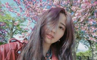 迎接春天的迷霧紫 同場加映霧面髮色維持方法 GENIC西華店Cherry