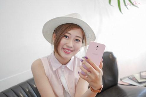 萬元有找的自拍神器!SUGAR S9糖果手機 鬼鬼代言全球最薄美顏手機