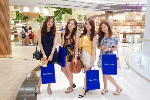 曼谷最大免稅購物中心King Power complex 泰國在地伴手禮&餐廳美食地圖