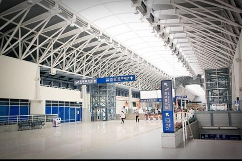 [火車環島] 新烏日站,與高鐵相連的超大台中新驛站
