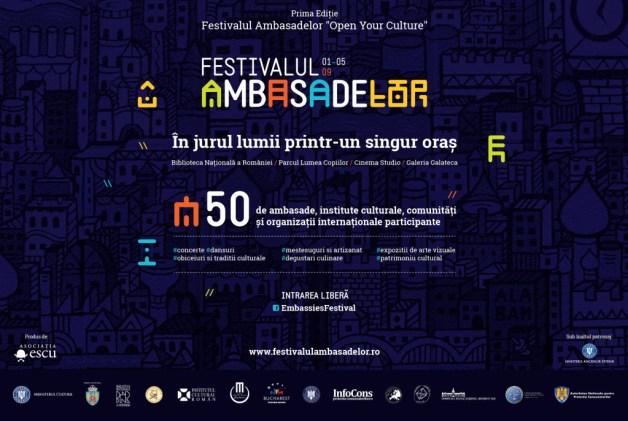 AFIS Festivalul-Ambasadelor
