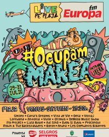 Zeci de artiști și peste 18 ore de muzică live – la cel mai mare eveniment de pe litoralul Mării Negre, EUROPA FM LIVE PE PLAJĂ 2016!