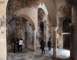 Monastery of Peribleptos Panorama