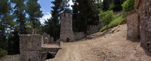 Monastery of Pantanassas Panorama
