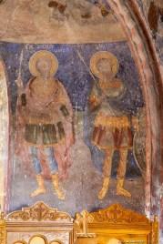 Sfinți din absida nordică