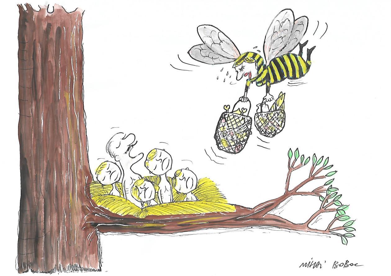 Albinuța nenorocoasă 2