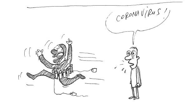 Isteria Coronavirus... 12